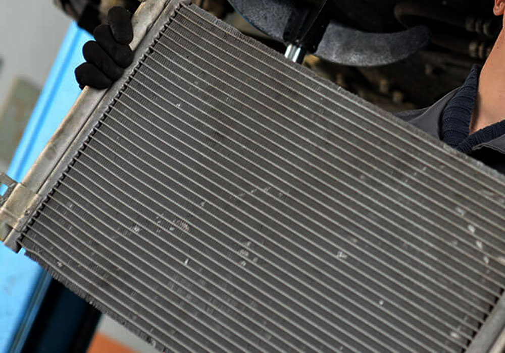 radiator repair and inspection image